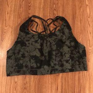 Torrid active sports bra top size 4